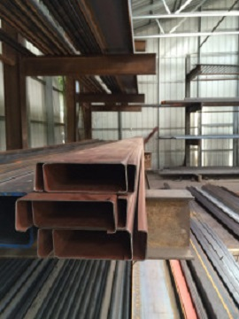 Steel & Metal Roof Purlins in Fort Worth Dallas Area