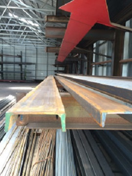Steel Channel Prices - Texas