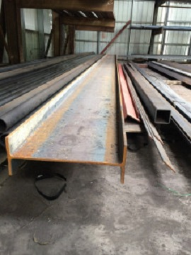steel i beam in Dallas and Fort Worth Area